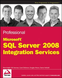 Book Professional Microsoft SQL Server 2008 Integration Services by Brian Knight