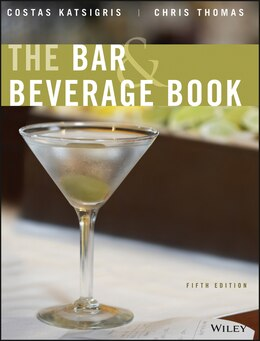 Book The Bar and Beverage Book by Costas Katsigris