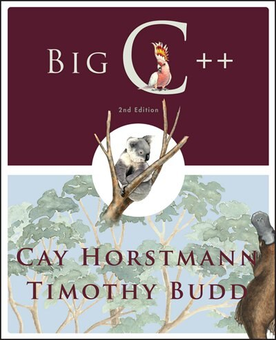 Big C++ by Cay S. Horstmann