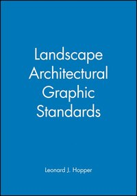 Landscape Architectural Graphic Standards, 1.0 CD-ROM Network Version