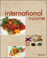 International Cuisine Wiley E-Text High School 6 Year Access, (Unbranded)