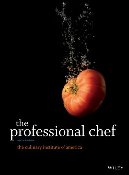 Book The Professional Chef by The Culinary Institute of America (CIA)