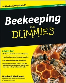Book Beekeeping For Dummies by Howland Blackiston