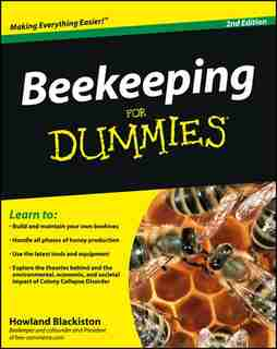Beekeeping For Dummies by Howland Blackiston