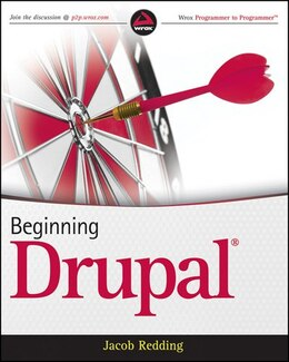 Book Beginning Drupal by Jacob Redding