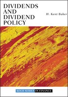 Dividends and Dividend Policy