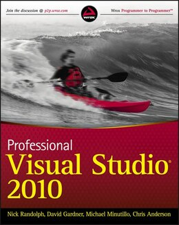 Book Professional Visual Studio 2010 by Nick Randolph