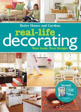 Book Real-Life Decorating by Homes & Garde Better