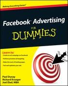Facebook Advertising For Dummies