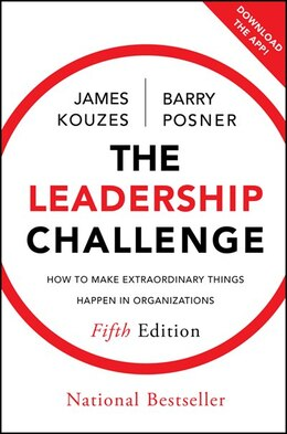Book The Leadership Challenge: How to Make Extraordinary Things Happen in Organizations by James M. Kouzes