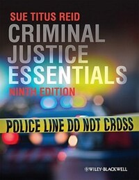 Criminal Justice Essentials