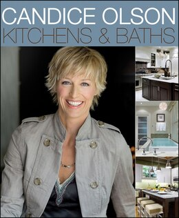 Book Candice Olson Kitchens and Baths by Candice Olson