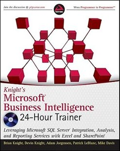 Knights Microsoft Business Intelligence 24-Hour Trainer