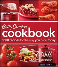 Betty Crocker Cookbook, 11th Edition   (loose-leaf Bound): 1500 Recipes for the Way You Cook Today