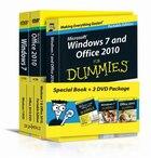 Windows 7 & Office 2010 For Dummies, Book + DVD Bundle