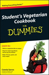 Students Vegetarian Cookbook For Dummies