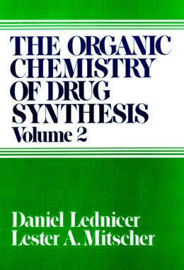 Book The Organic Chemistry of Drug Synthesis, Volume 2 by Daniel Lednicer