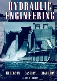 Book Hydraulic Engineering by John A. Roberson