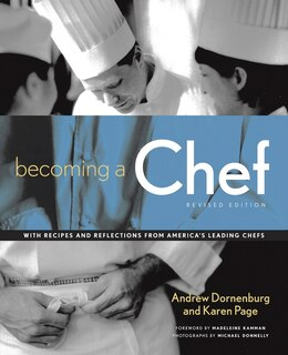 Book Becoming a Chef by Andrew Dornenburg