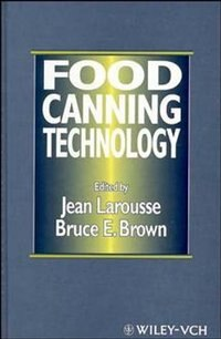 Book Food Canning Technology by Jean Larousse
