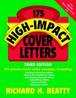 175 High-Impact Cover Letters: Third Edition