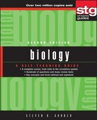 Biology: A Self-Teaching Guide