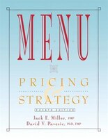 Menu: Pricing and Strategy