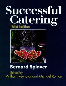Book Successful Catering by Bernard Splaver