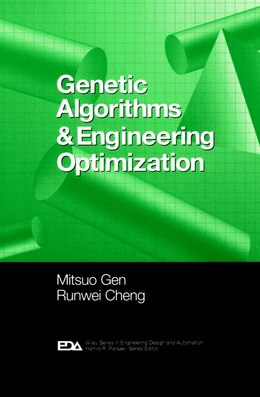 Book Genetic Algorithms and Engineering Optimization by Mitsuo Gen