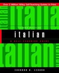 Italian: A Self-Teaching Guide