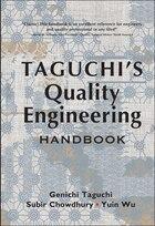Taguchis Quality Engineering Handbook