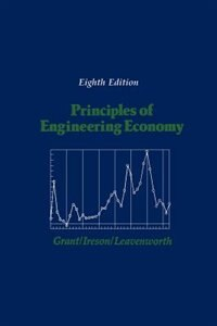 Principles of Engineering Economy