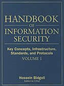 Handbook of Information Security, Key Concepts, Infrastructure, Standards, and Protocols