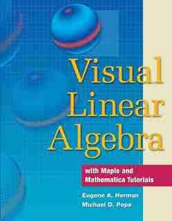 Visual Linear Algebra by Eugene A. Herman