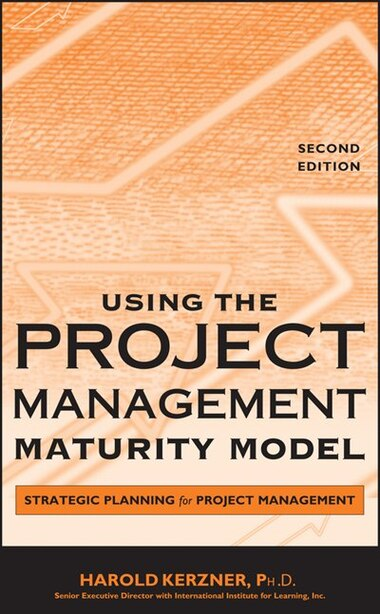 Using the Project Management Maturity Model: Strategic Planning for Project Management by Harold Kerzner