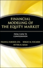 Financial Modeling of the Equity Market: From CAPM to Cointegration