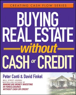 Book Buying Real Estate Without Cash or Credit by Peter Conti