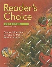 Reader's Choice, Split Edition (5th Edition)