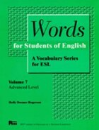 Words For Students Of English, Vol. 7: A Vocabulary Series For Esl