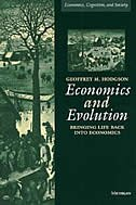 Economics and Evolution: Bringing Life Back into Economics
