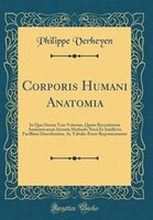 Corporis Humani Anatomia: In Qua Omnia Tam Veterum, Quam Recentiorum Anatomicarum Inventa Methodo…