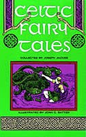 Book Celtic Fairy Tales by Joseph Jacobs