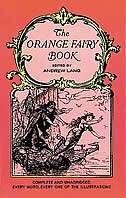 Book The Orange Fairy Book by Andrew Lang