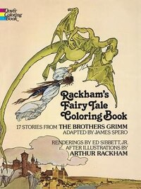 Rackham's Fairy Tale Coloring Book