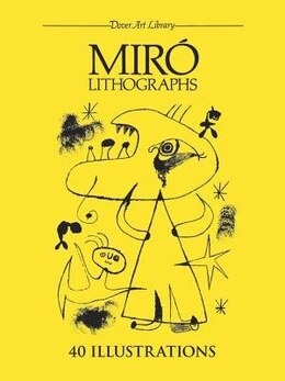 Book Miro Lithographs by Joan Miro