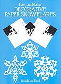 Easy-to-make Decorative Paper Snowflakes by Brenda Lee Reed