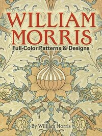 William Morris Full-color Patterns And Designs