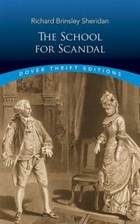 Book The School For Scandal by Richard Brinsley Sheridan