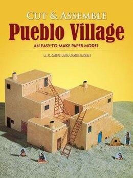 Book Easy-to-Make Pueblo Village by A. G. Smith