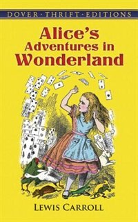 Book Alice's Adventures in Wonderland by Lewis Carroll